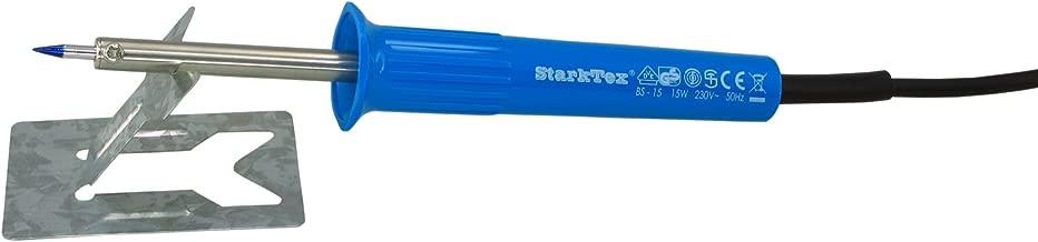 Blue leather paints Starktex STT58133A Pyrography Bumper Kit 30W 26 tips