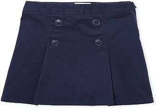 The Children's Place Girl's Uniform Button Skort Skort