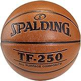 Spalding TF250 IN SZ.5 (74-537Z) balón de Baloncesto INT/out, Hombre, Naranja, 5