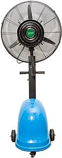 Aires acondicionados móviles ZHIRONG Ventilador de pulverización Añadir Agua Enfriar Ventilador eléctrico de la Industria de Alta Potencia Exterior 260W