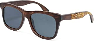 Bamboo Sunglasses Polarized Wood Carving Sunglasses In Box Men Women Driving