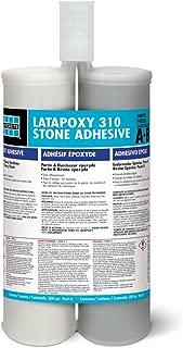 Laticrete Latapoxy 310 Epoxy Stone Adhesive - 2 x 300ml Cartridges (310 Regular)