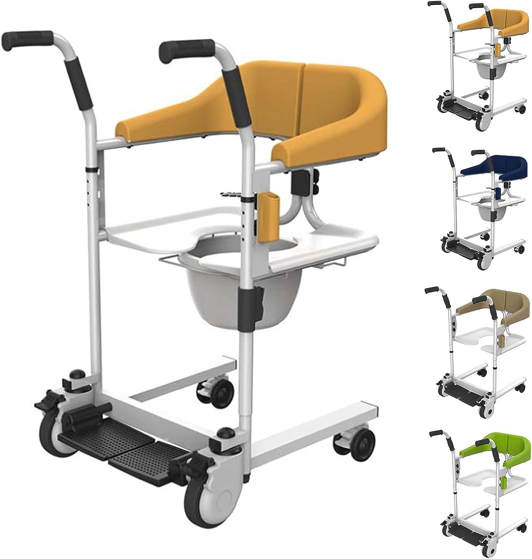 QGUO Patient Transfer Lift Elderly Award-winning store Disabled M Wheelchair Seattle Mall Nursing