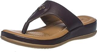 SOFTOUCH by Khadim's Women Brown Flat Slipper