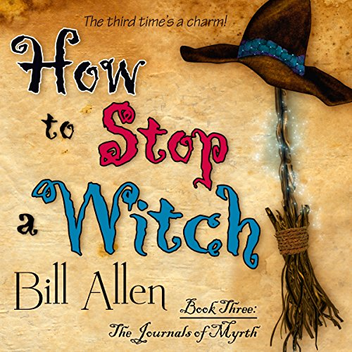 How to Stop a Witch Titelbild