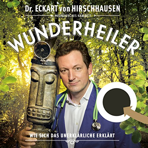 Wunderheiler audiobook cover art