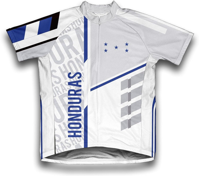 Honduras ScudoPro Short Sleeve Cycling Jersey for Men