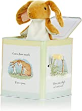 Guess How Much I Love You - Nutbrown Hare Jack-in-The-Box - Musical Toy for Babies
