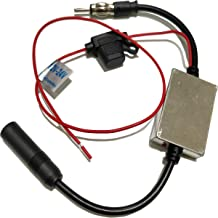 12V Car Radio Signal FM AM Amplifier Booster ANT-208 Thickened Metal Anti-Jamming for Marine Car Boat RV