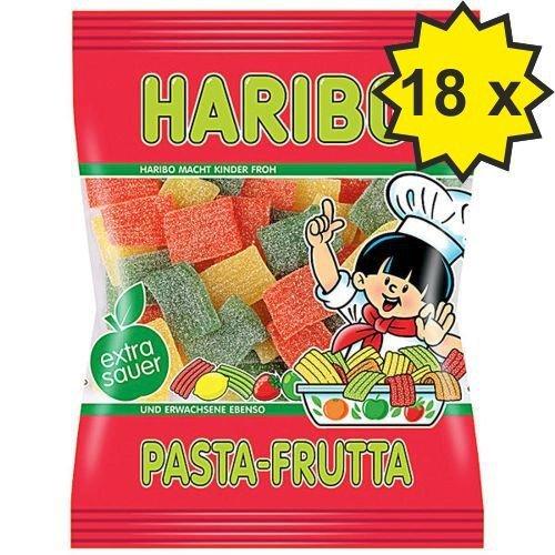 Haribo Pasta Frutta (18x 175g Beutel)