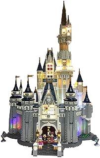 レゴ(LEGO)ディズニー シンデレラ城 (71040) 用 電飾ライトキット Deluxe Lighting Kit for Your Lego Disney Castle Set 71040 (LEGO本体は含みません) [並行輸入品]