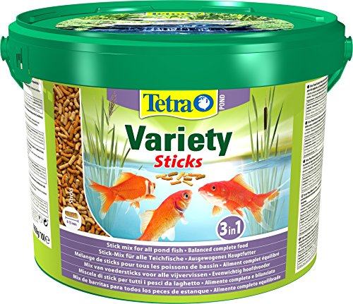 Tetra Pond Variété Sticks 10 L