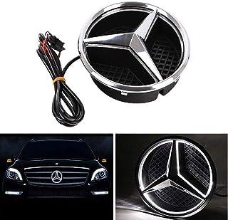 Mercedes C Class Diamond Grill