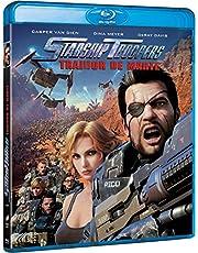 Starship Troopers Traidor De Marte [Blu-ray]