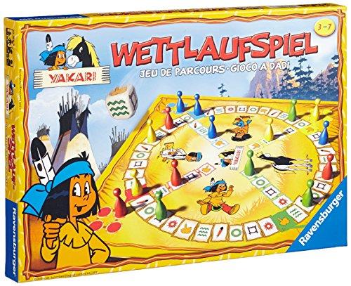 Ravensburger 22186 - Yakari Wettlaufspiel