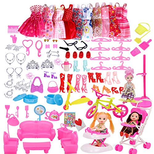 rosepartyh Doll Clothes and Acce...