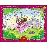 Die Spiegelburg Puzzle con Marco de 24 Piezas de la pequeña Princesa