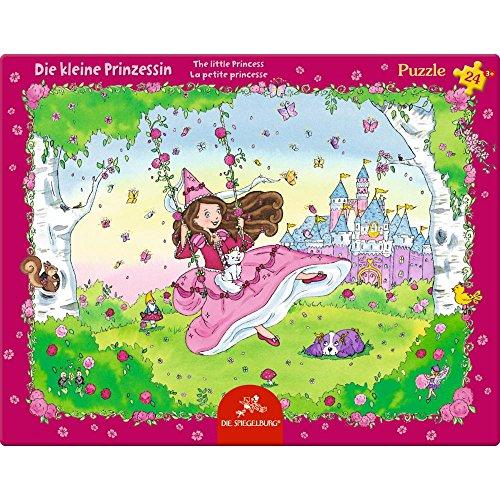 Die Spiegelburg 13362 Rahmenpuzzle Die kleine Prinzessin (24 Teile)