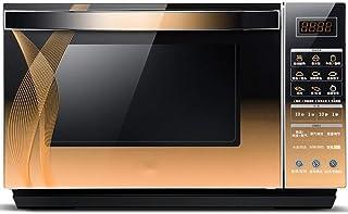 SUQIAOQIAO Horno microondas 17.9KG multifunción aplicación de Control de LCD de 25 litros del hogar del Horno microondas