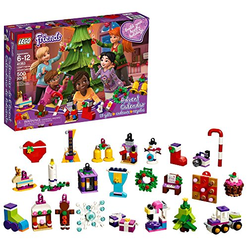 LEGO Friends Advent Calendar...