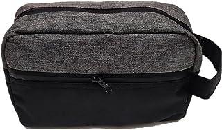حقيبة يد رجالي بخامة كتان USB & AUX