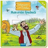 Troetsch Pettersson und Findus Mein erstes Spielbuch: Entdeckerbuch Beschaeftigungsbuch Spielbuch