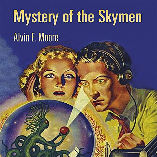 Mystery of the Skymen audiobook cover art
