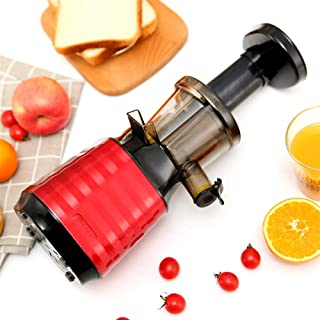 Juicer MachinesJuicer Blender, extracteur à matières masculantes lentes Facile à nettoyer Moteur silencieux Fonction inver...