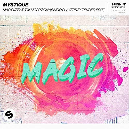Mystique feat. Tim Morrison