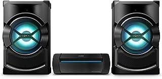 Mini Hi-Fi Home Audio System Bluetooth by Sony, SHAKEX3D