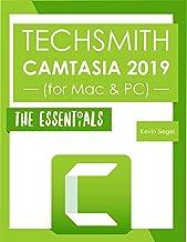 表紙: TechSmith Camtasia 2019: The Essentials (English Edition) | Kevin Siegel