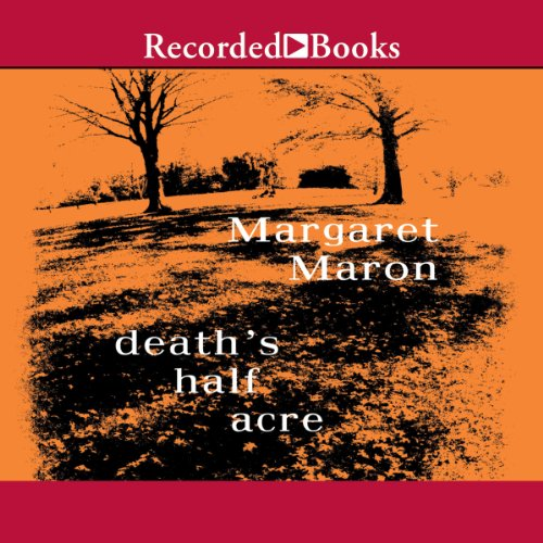 Death's Half Acre audiobook cover art
