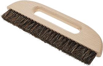 Housoutil Hästhår tapet utjämningsborste, tapet hängande borste med trähandtag, tapet klisterborste för gör-det-själv (25,...