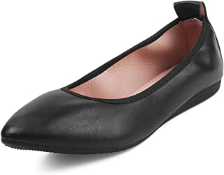 tresmode Womens Black Casual Ballerinas