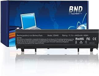 BND Laptop Battery for Dell Latitude E5440 E5540, fits P/N VVONF N5YH9 VV0NF NVWGM CXF66-12 Months Warranty [Li-ion 6-Cell 4400mAh]