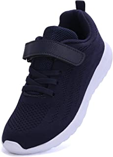 adituo Kids Lightweight Sneakers Boys and Girls Cute Casual Sport Shoes(Toddler/Little Kid/Big Kid)