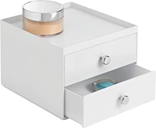 iDesign Clarity Cosmetic Organizer for Vanity Cabinet to Hold Makeup, Beauty Products YMJ-451