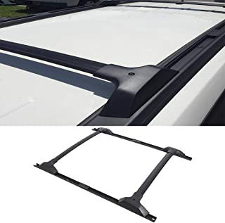 ECOTRIC Factory Style Aluminum Roof Rack Cross Bars /& Side Rail Package for 2009-2017 Chevy Chevrolet Traverse Cross Bars
