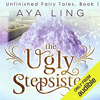 The Ugly Stepsister  audiobook cover art