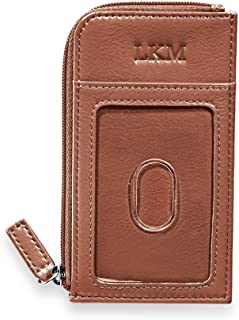 Levenger Rfid Privacy Full-Grain Leather Passcase Wallet - Passport Wallet, Cinnamon (AL13020 CN NM)