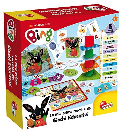 Lisciani Giochi 75867 Bing Raccolta Giochi Educativi Baby