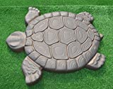 Betonex Sold one Decorative Stepping Stone Mold Concrete Cement Mould ABS Garden Path (S02)