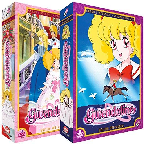 Gwendoline (réalisateur de Candy) -Intégrale-Edition Restaurée-2 Coffrets (10 DVD)