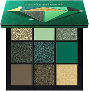 Generic Shop Obsessions Eye Shadow Palette Precious Stones Collection Emerald