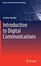 Introduction to Digital Communications (Signals and Communication Technology)