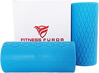 Fitness Furor Bar Grips - High Performance Silicone Fat Grips - Perfect for Any Workout or Exercise Including: Barbell - Crossfit - Dumbbell - Weightlifting - Targets: Arm - Upper Body - Men and Women