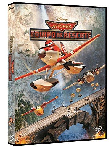Aviones Equipo De Rescate [DVD]