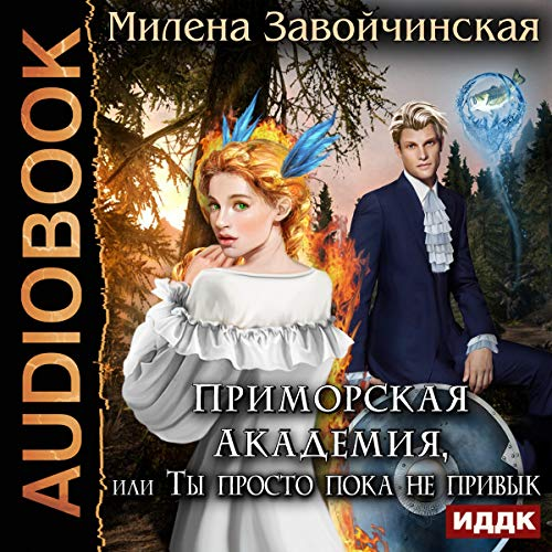 Primorsk Academy, or You Just Have Not Got Used Yet (Russian Edition) audiobook cover art