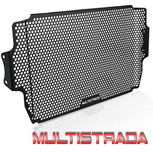 Kühlerschutz Kühler Kühlerabdeckung für Ducati Multistrada 950 2017-2020 Multistrada 1260 2018-2020 Multistrada 1200 2015-2018
