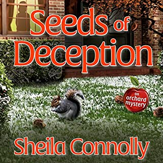Seeds of Deception audiobook cover art